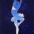 Alberto Lipari - Dance with stars - acrilici su tela - cm 50x70 - 2010  collezione privata