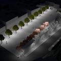 concept render (lighting studies)