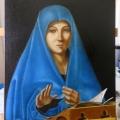 Opera di Giuseppe - olio su tela