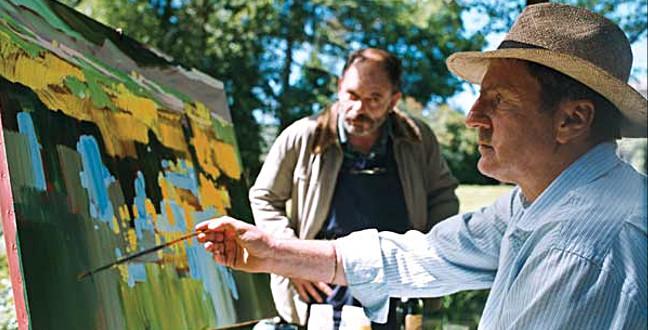 Film e arte: Il mio amico giardiniere